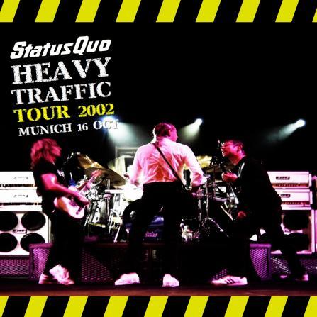 STATUS QUO ONLINE GIGOGRAPHY - Heavy Traffic Tour