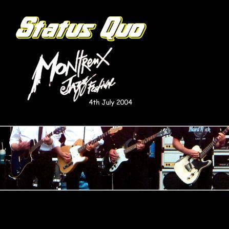 Status Quo Online Gigography Riffs Tour