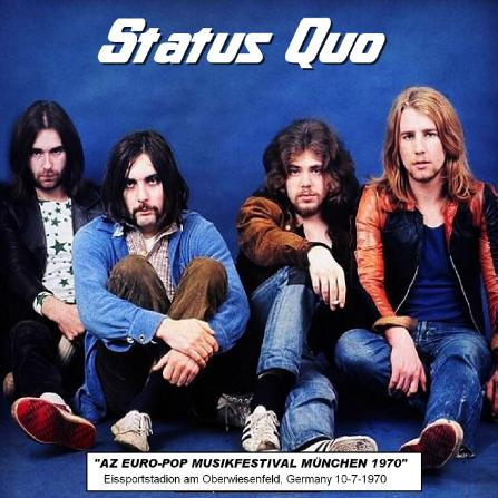 Status Quo Online Gigography Ma Kelly S Greasy Spoon Tour